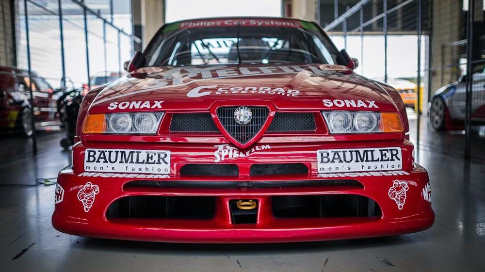 alfa romeo 155 v6 ti dtm | mk mücke motorsport class